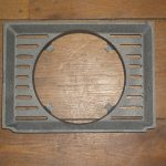 Clearview Stoves Outer Grate