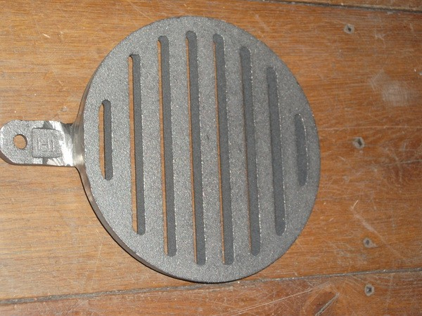 Clearview Stoves Circular Grate